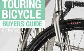 My New Book! The Touring Bicycle Buyer's Guide Is The Most Comprehensive Bike Guide On Earth!