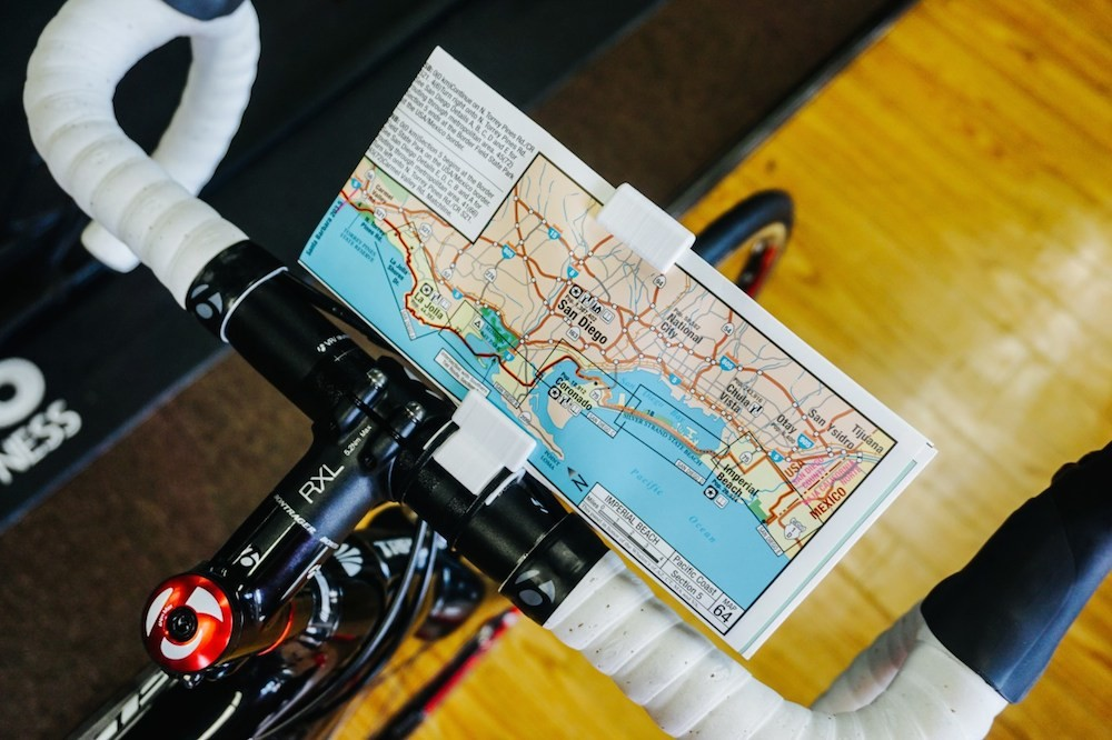 Life Ultralight Bike Map Holder 02