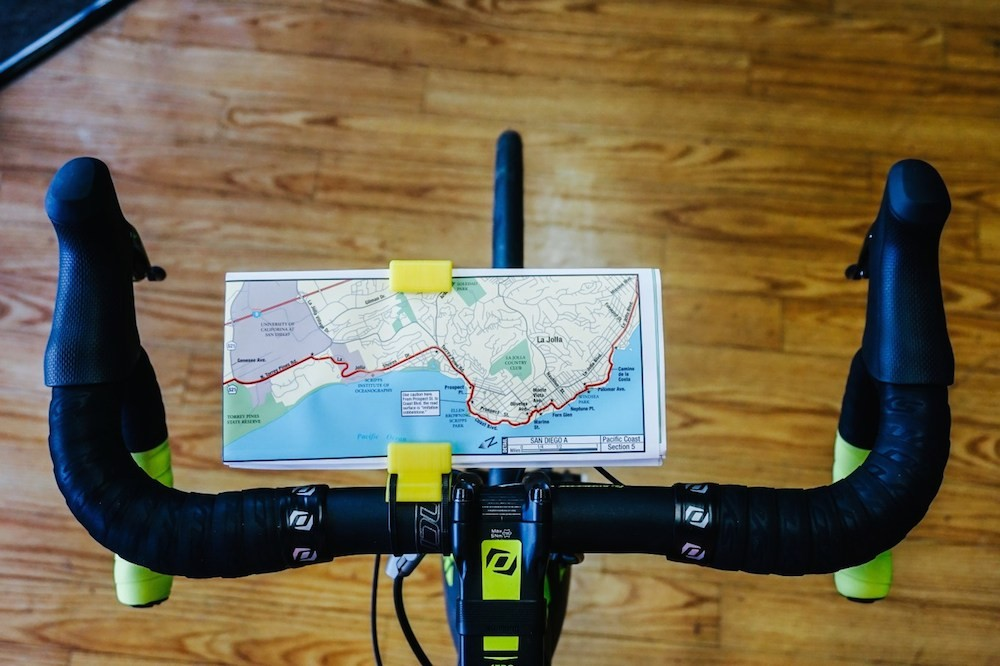Life Ultralight Bike Map Holder 04