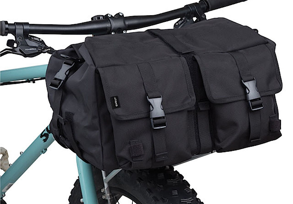 Surly Porteur House Front Rack Bag 01