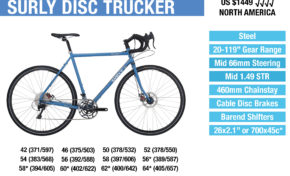 My New Book: Page Sample from the 2016 Touring Bicycle Buyer's Guide!