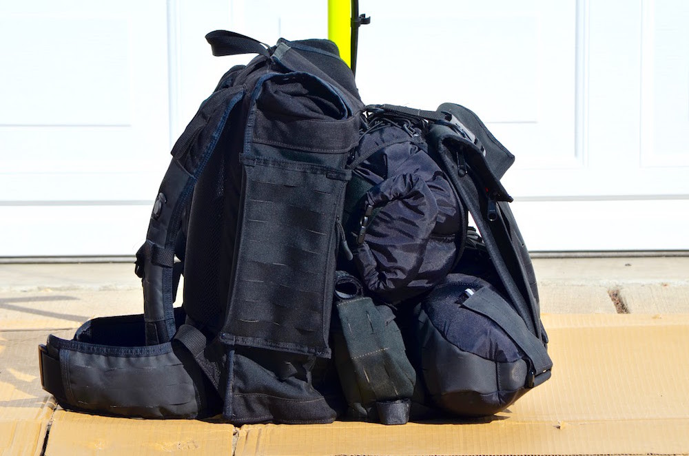 Vagabond Modular Bikepacking Bags Backpack 03
