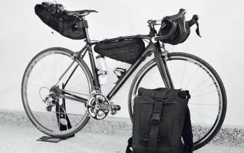 Vagabond Bicycle Bags Go Modular By Making BikePacking Bags That Turn Into A Hiking Backpack!