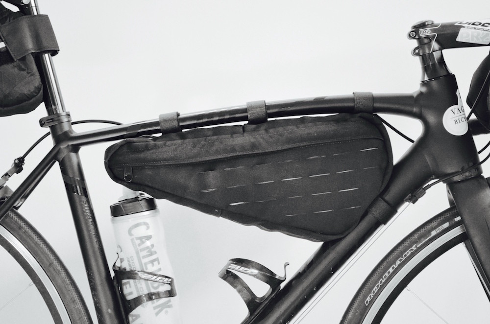 Vagabond Modular Bikepacking Bags Backpack 09
