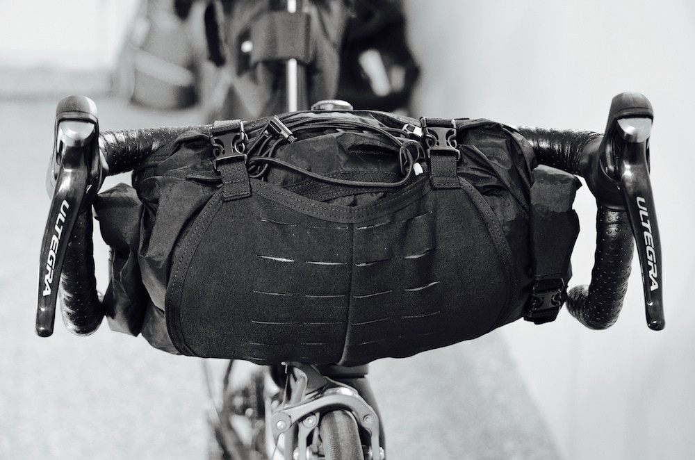 Vagabond Modular Bikepacking Bags Backpack 11