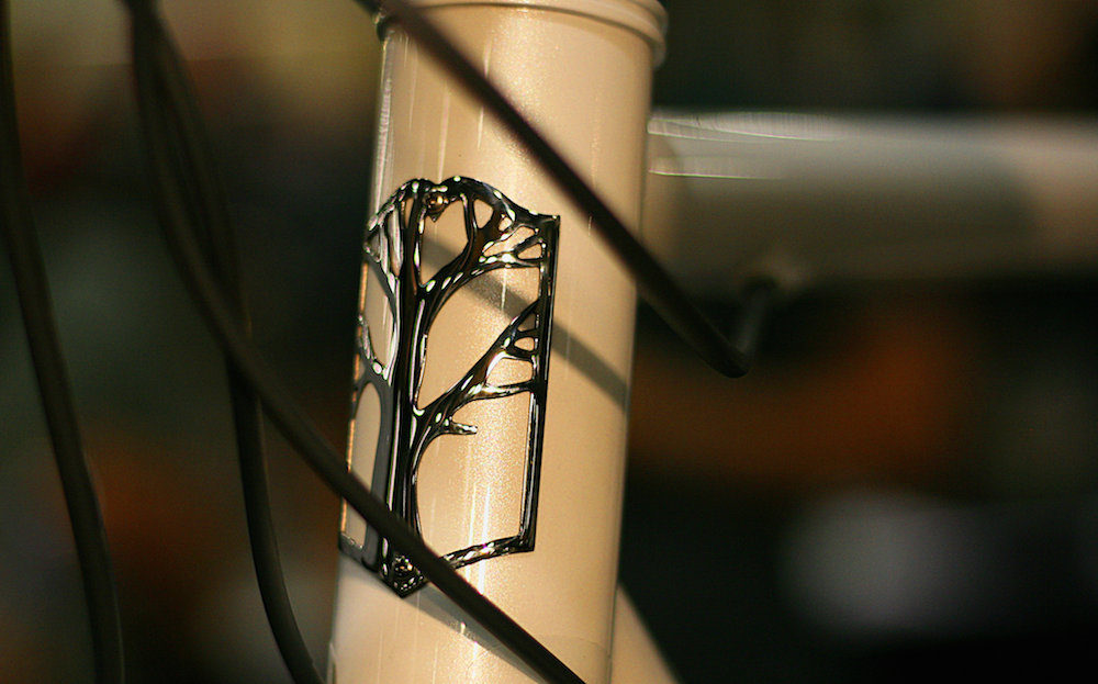 Bicycle Headtube Badge