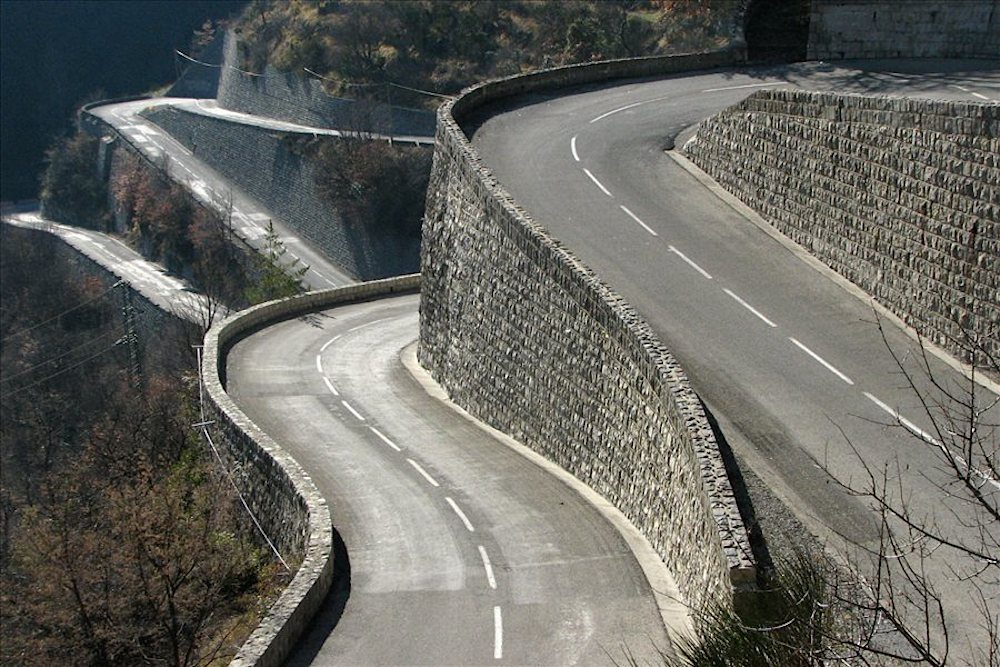 the 40 best roads in the world to ride your bike. Black Bedroom Furniture Sets. Home Design Ideas