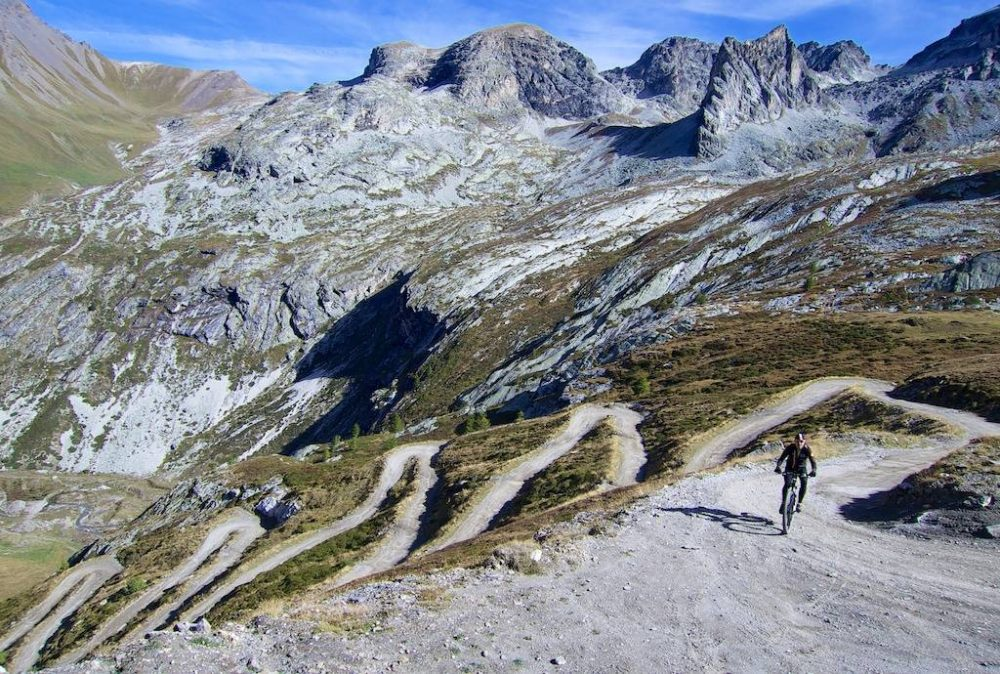 Colle Del Sommeiller, Italy. Image: Cycling Challange