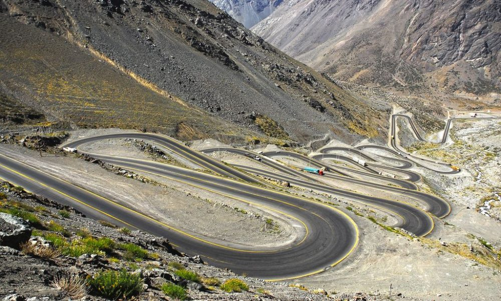 The 40 Best Roads In The World To Ride Your Bike ...