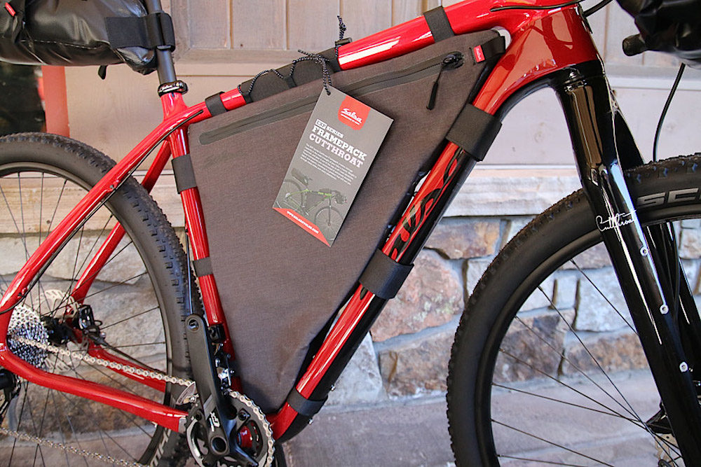 Salsa Bikepacking Frame Bag